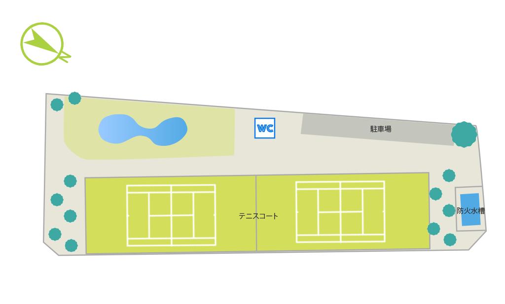 平須賀南公園マップ