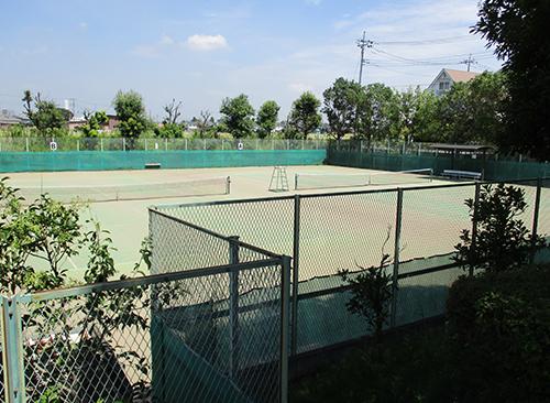 千塚西公園イメージ